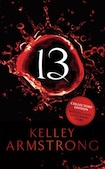 Thirteen Hardcover United Kingdom cover