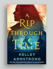 A Rip Through Time Hardcover & eBook  Canada cover