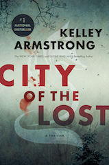 City of the Lost Paperback Canada cover