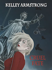 Cruel Fate Hardcover Canada cover