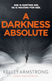 A Darkness Absolute Hardcover United Kingdom cover