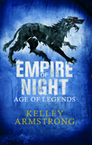 Empire of Night Trade Paperback United Kingdom cover