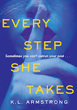 Every Step She Takes Paperback & eBook Canada cover