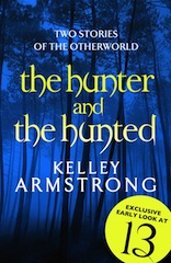 The Hunter and the Hunted eBook United Kingdom cover