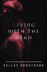 Living with the Dead Trade Paperback Canada cover