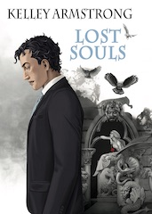 Lost Souls Hardcover Canada cover