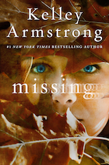 Missing Hardcover Canada cover