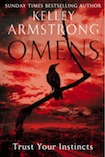 Omens Hardcover United Kingdom cover