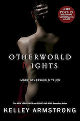Otherworld Nights  Trade Paperback & eBook Canada cover