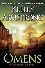 Omens Hardcover United States cover