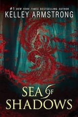 Sea of Shadows Trade Paperback & eBook Canada cover