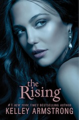 The Rising Hardcover United States cover