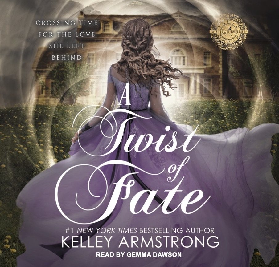 A Twist of Fate  Audiobook cover