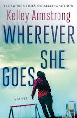 Wherever She Goes Trade Paperback & eBook Canada cover