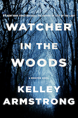 Watcher in the Woods Hardcover & eBook United Kingdom cover