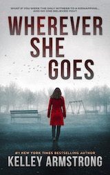 Wherever She Goes Trade Paperback & eBook United Kingdom cover