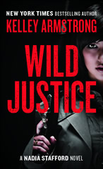 Wild Justice Mass Market Paperback & eBook United Kingdom cover
