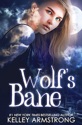 Wolf's Bane Trade Paperback & eBook Canada cover