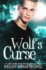 Wolf's Curse Trade Paperback & eBook Canada cover