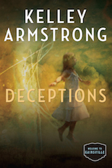 Deceptions Paperback & eBook Canada cover