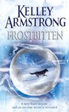 Frostbitten Hardcover United Kingdom cover