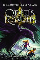 Odin's Ravens Trade Paperback & eBook Canada cover